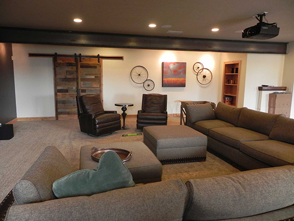 Basement Finishing General Contractor Denver Colorado Delectable Basement Remodeling Denver